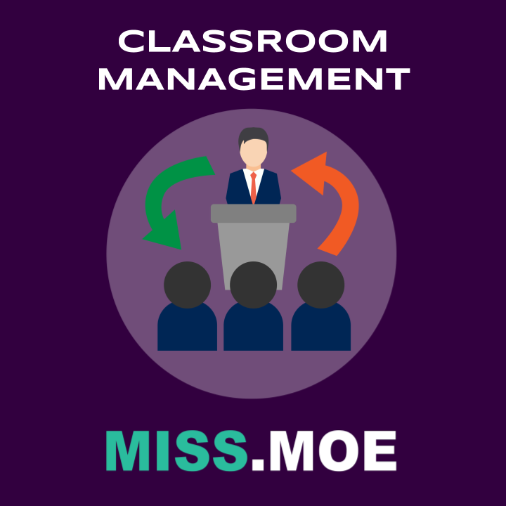 Sample of the digital badge for the Classroom Management category