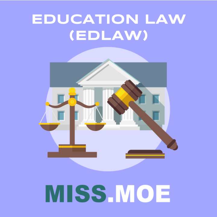Sample of the digital badge for the Education Law or EdLaw category