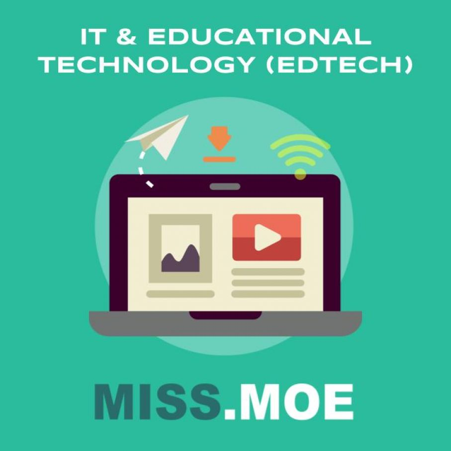 IT & Educational Technology (EdTech)