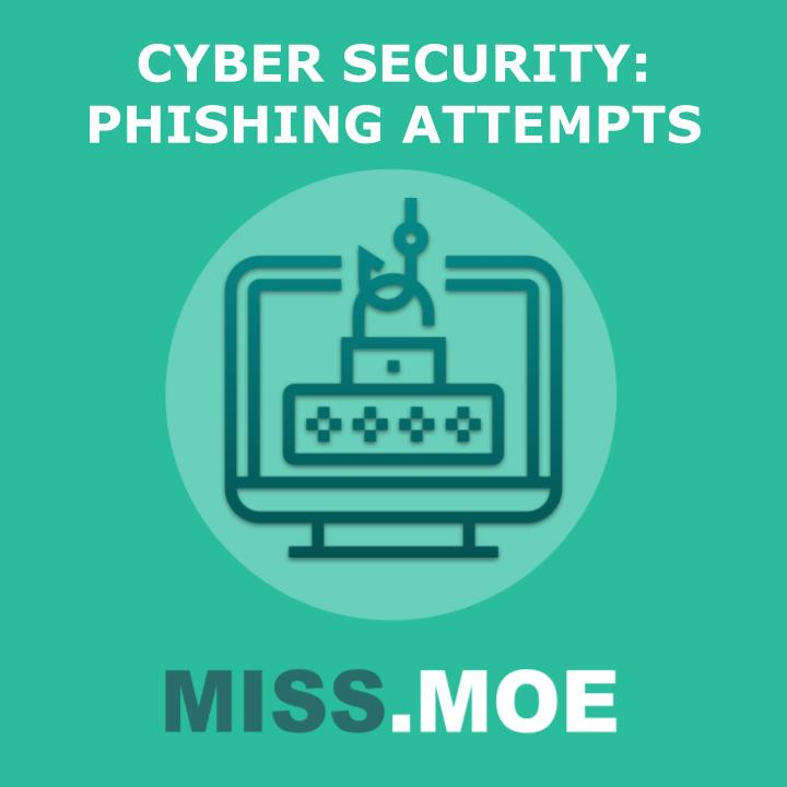 Introduction to Cybersecurity: Phishing Attempts